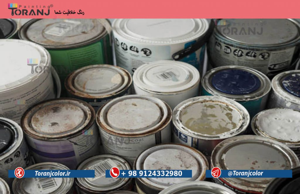 بازار فروش رنگ پلاستیک رونق