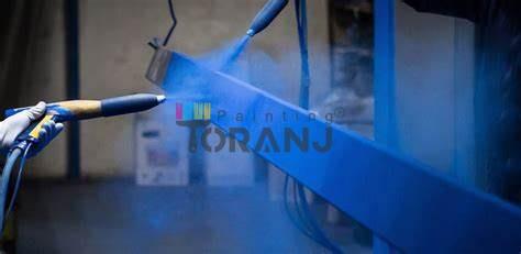ویژگی های رنگ پودری الکترواستاتیک تبریز